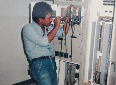 Electrical  Kursus: Programmable logic Controller (PLC) 9 commissioning_interface_plc_system